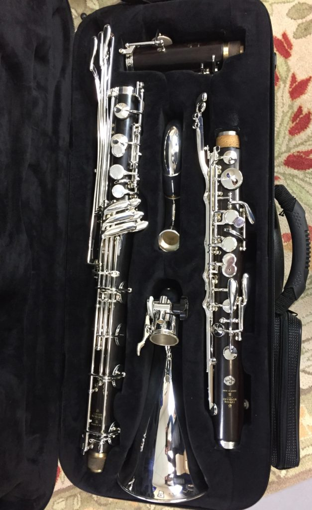 Buffet Prestige Bass Clarinet (detachable Low C Extension)
