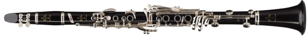 Buffet Tosca Clarinet and Greenline Tosca Clarinet