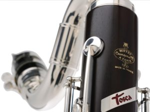 Buffet Tosca bass clarinet 1195