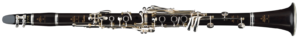 Buffet Tradition Clarinet Bb or A