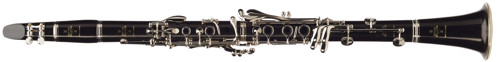 Buffet Crampon R13 Clarinet Bb Clarinet silver keys or nickel keys