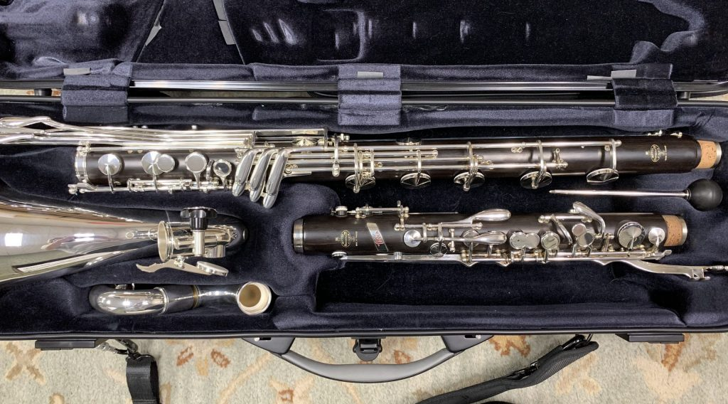 Excellent, lightly used Tosca bass clarinet available at ...